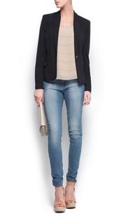 O que vestir com calças de ganga - casacos
