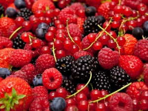 Benefícios dos Frutos Vermelhos