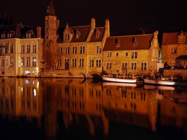 Bruges, Bélgica - Destinos Românticos na Europa