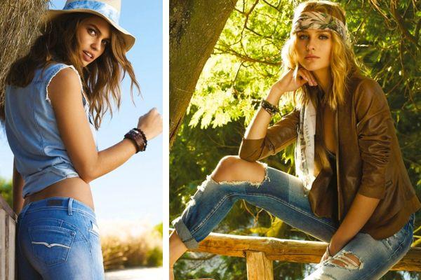 Coleção Salsa Jeans Primavera-Verão (3)