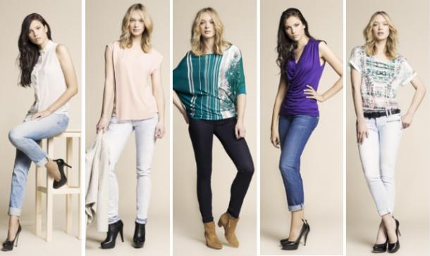Coleção Salsa Jeans Primavera-Verão 2015 - Feminina
