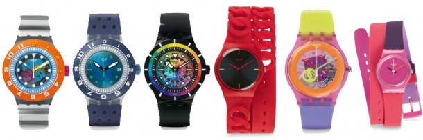 Coleção Swatch (3)