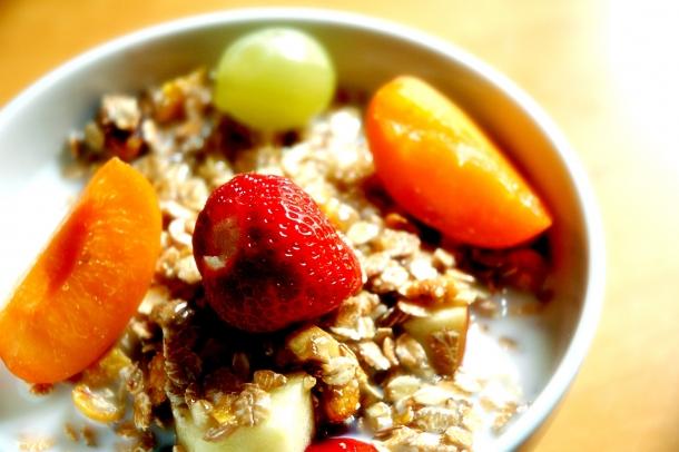 Como perder barriga - Alimentos