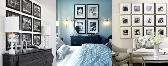 Decoração com Fotos - estruturado