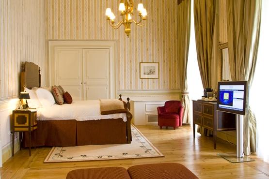 Escapadinhas românticas - Palácio Seteais