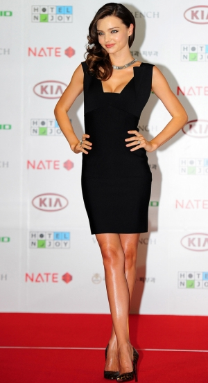 Miranda Kerr: Nova Embaixadora Mango