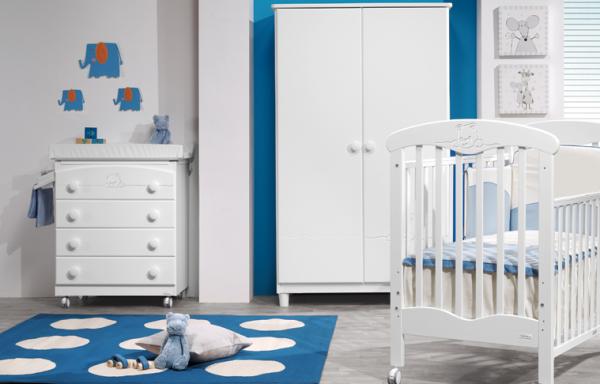 Mobiliário para Quarto de Bebé