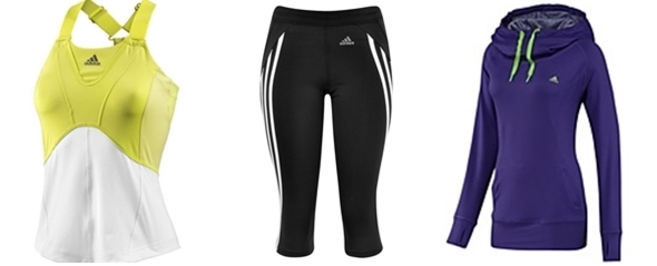 Onde Comprar Roupa Fitness - Adidas