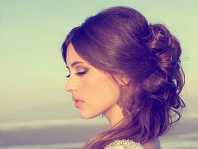 Penteados de Casamento para Cabelos Compridos (1)