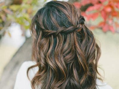 Penteados de Casamento para Cabelos Compridos (3)
