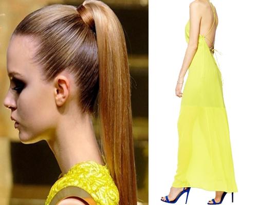 Penteados para Vestidos com Costas Abertas (5)