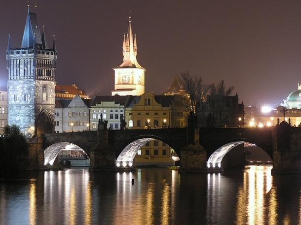Praga, República Checa - Destinos Românticos na Europa