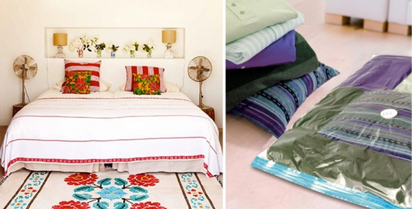 soluções criativas para organizar a casa