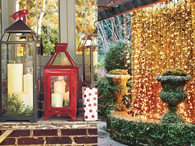 Sugestões de Decoração para o Natal (2)