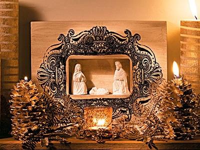 Sugestões de Presépios de Natal Originais (4)