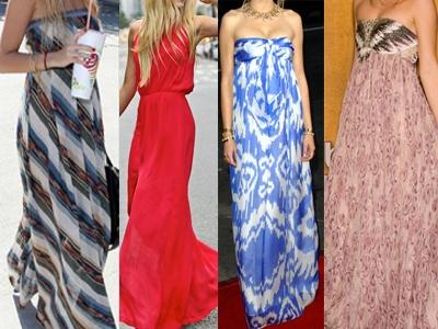 Sugestões de Vestidos para Mulheres Altas (2)