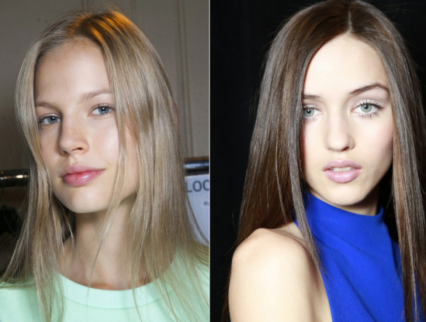 tendencia cabelo comprido 2014