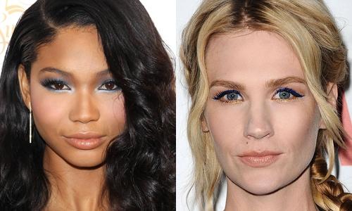 Tendência de Maquilhagem de Olhos: Azul (5)