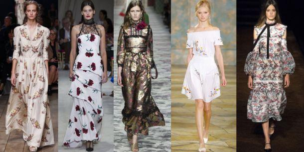 Tendências de Vestidos Primavera-Verão (3)