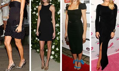 Vestido Preto: 5 Looks que Vai Adorar (2)