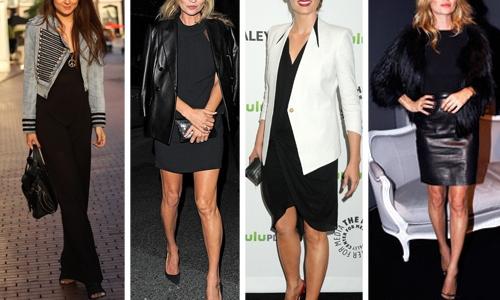 Vestido Preto: 5 Looks que Vai Adorar (3)