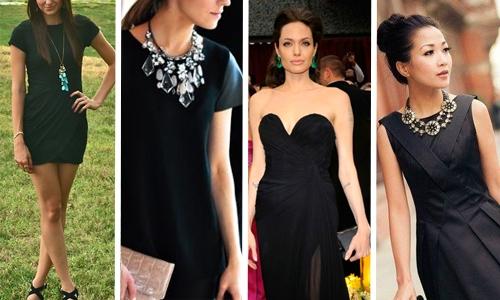 Vestido Preto: 5 Looks que Vai Adorar (4)