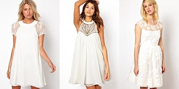 Vestidos de Noiva Curtos 3