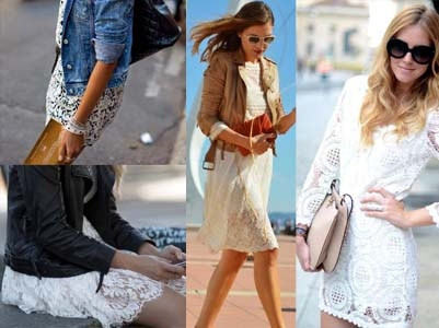 Vestidos de Renda: 5 Tendências que Vai Adorar (2)